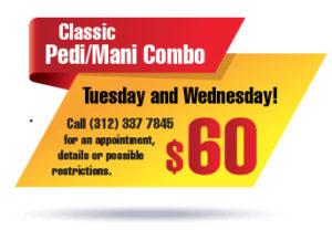Classic Pedi/Mani Combo
